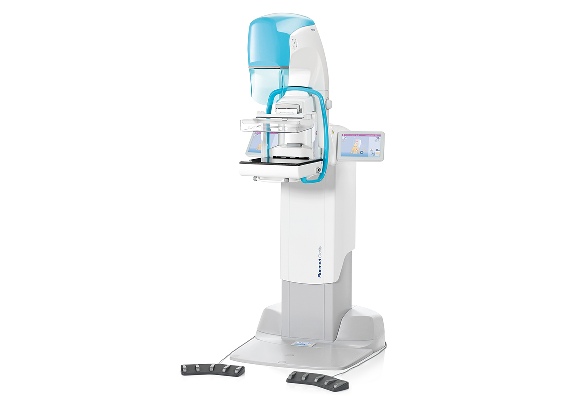 Sistema mammografico Planmed Clarity™ 3D - Assing