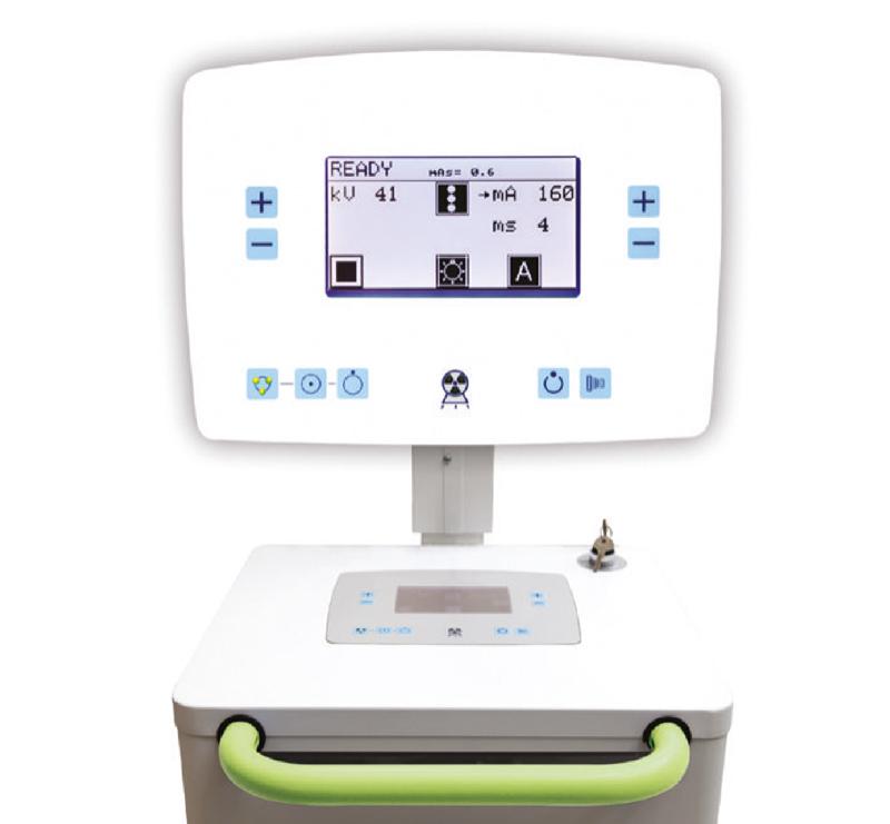 Sistema radiologico portatile Speedy - Assing